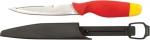Нож рыбака, нержавеющая сталь, 135 мм, FIT, 10754