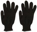 Перчатки вязанные утепленные, полушерстяные, двойной вязки (3 нити) размер 20, FIT, 12500