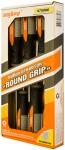 "Набор отверток ""ROUND GRIP"", 6 предметов, OMBRA, 975006"
