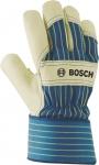 Защитные перчатки из бычьей кожи GL FL 11, BOSCH