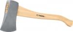 Топор с рукояткой из орехового дерева 1 кг, кованная сталь 1045 двойной термообработки HB-2-1/4M, TRUPER, 14956