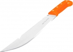 """Мачете """"Рэмбо"""" 300 мм, оранжевая ручка T-460-12X, TRUPER, 15890"""