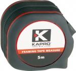 Рулетка с нейлоновым покрытием, 8 м, KAPRO, 607-08