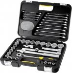 Набор торцевых головок и комбинированных ключей (40 предметов), STANLEY, 1-99-056