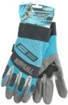 Перчатки универсальные комбинированные STYLISH, L, GROSS, 90327