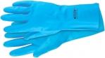 Перчатки резиновые технические маслобензостойкие, СИБРТЕХ