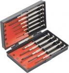 Набор отверток для точной механики, 11 шт., SPARTA, 133605
