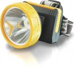 """Фонарь LH-200A """"Обходчик"""" налобный/ручной, 5W LED, 2 режима, Li-Ion, ЯРКИЙ ЛУЧ, 4606400616245"""